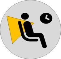 Logo attente